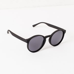 7395BM Round Basic Frame Sunglasses