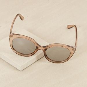 7460PM Rounded Oversized Sunglasses