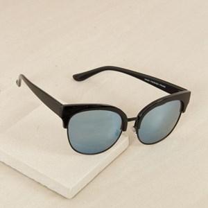 7479BM Half Framed Sunglasses
