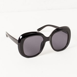 7578B Extra Large Mod Sunglasses