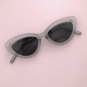 7612MF Peggy Cats Eye Sunglasses