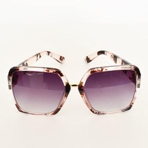 7668E Odyssey Square Frame Sunglasses