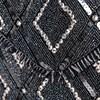 Bead & Sequin Pattern Flap Over Clutch - pr_60860