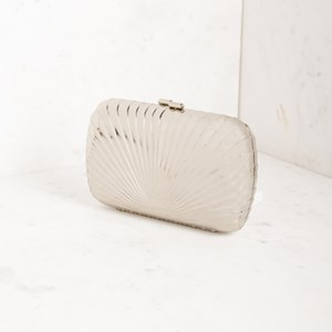 Metal Deco Clutch