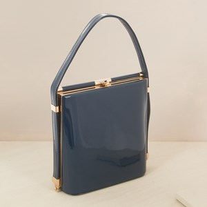 Structured Event Bag with Adjustable Handle