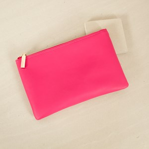 Zip Top Purse