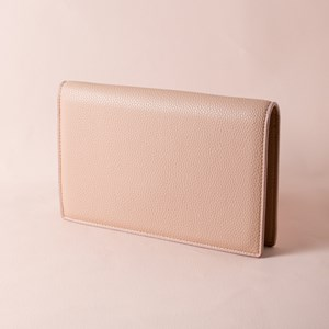 Minimalist Fold Over Clutch Wallet
