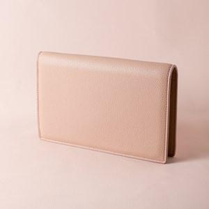 Minimalist Fold Over Clutch Wallet