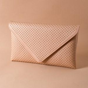 Mini Studs Envelope Clutch
