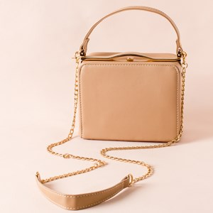 Mini Structured Box Bag