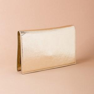 Slim Flap Over Wallet Bag