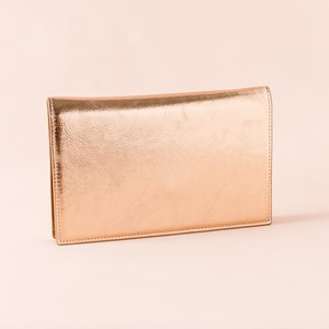 Slim Flap Over Wallet Bag