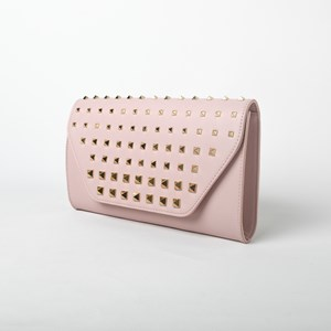 Flap Over Studded Clutch