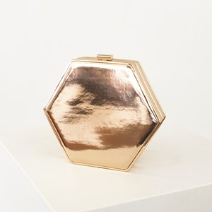 Hexagon Structured Clutch