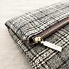 Tweed Flap Over Clutch - pr_61505