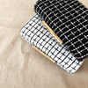 Boucle Check Structured Clutch - pr_61548