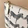 Zebras Print Pouch - pr_63550