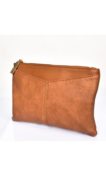 Angled Pocket Front Pouch