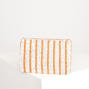 Pin Stripe Purse