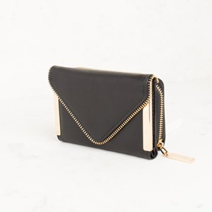 Zip Edge Mini Envelope Wallet