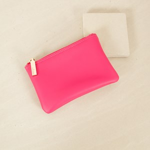 Mini Zip Top Purse