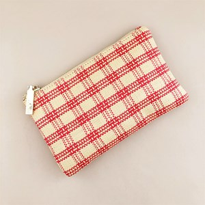 Picnic Weave Rectangle Purse