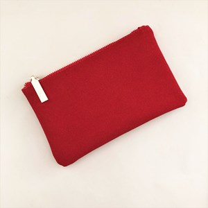 Vegan Suede Rectangle Purse