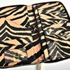 Animal Print Zip around Travel Wallet - pr_68396