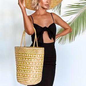 Borneo Weave Tote Bag