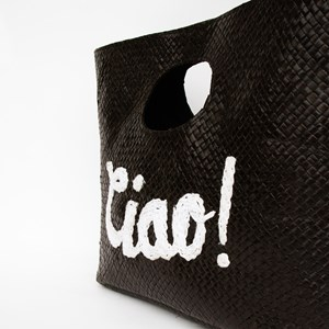 Ciao Self Handled Structured Lunch Bag