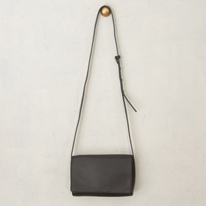 Double Flap Over Cross Body Bag