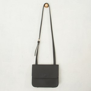 Flap Over Simple Cross Body Bag