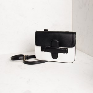 Slip Closure Event Shoulder Bag
