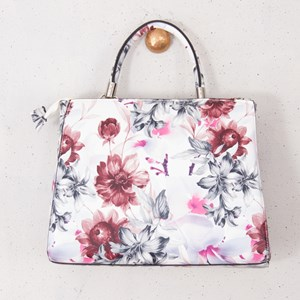 Floral Small Lunch Bag