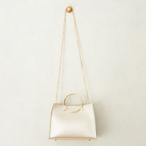 Ring Handle Mini Tote