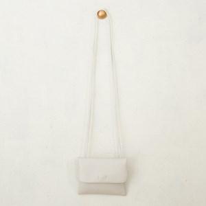 Flat Flapover Small Cross Body Bag