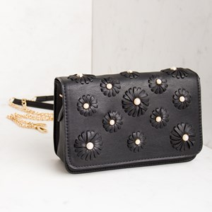 Daisy & Pearl Flap Over Small Bag