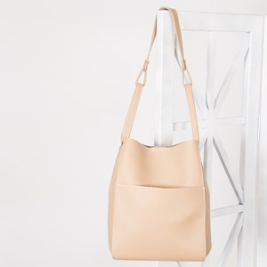 Multi Shape Medium Bucket Bag