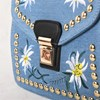 Accordion Statement Mini Shoulder Bag - pr_56243