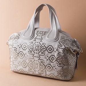 Studded Front Handbag