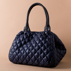 Quilted Puffer Bag
