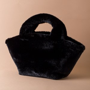 Teddy Fur Bag