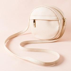 Lychee Round Mini Bag