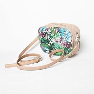 Tropicale Panelled Camera Bag