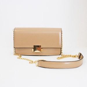 Flap Over Sleek Mini Bag