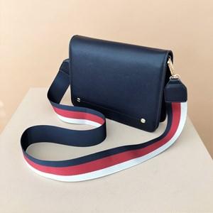 Square Folder Webbing Handle Bag