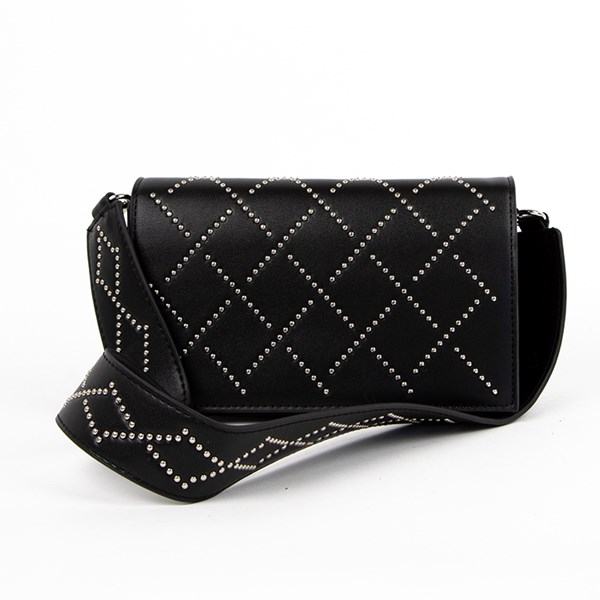 Diamond Studs Mini Shoulder Bag
