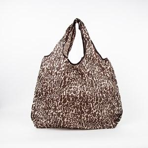 Leopard Print Medium Shopper Bag