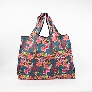 Aloha Floral Print Medium Shopper Bag