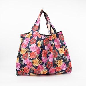 Peony Print Medium Shopper Bag